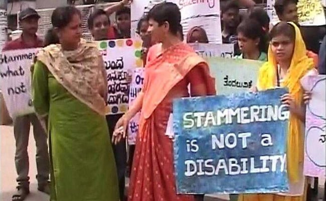 Stop Showing People Who Stammer In Films To Draw Laughs: Activists