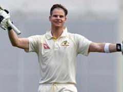 एशेज : स्टीव स्मिथ ने बनाया नाबाद शतक, पहले टेस्ट में ऑस्ट्रेलिया की स्थिति मजबूत