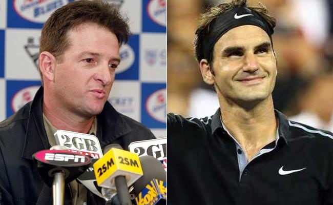 Steve Smith Likens Tennis Great Roger Federer to Aussie Legend Mark Waugh
