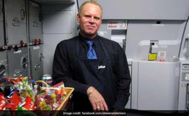 he quit jetblue by sliding out of a plane now he has advice for the