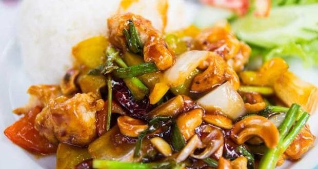 stir fried chilli chicken in hindi
