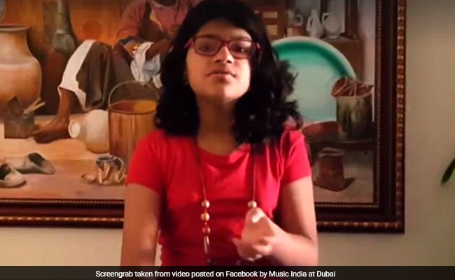 Indian, 12, Attempts Guinness Record, Will Sing In 85 Languages At Concert