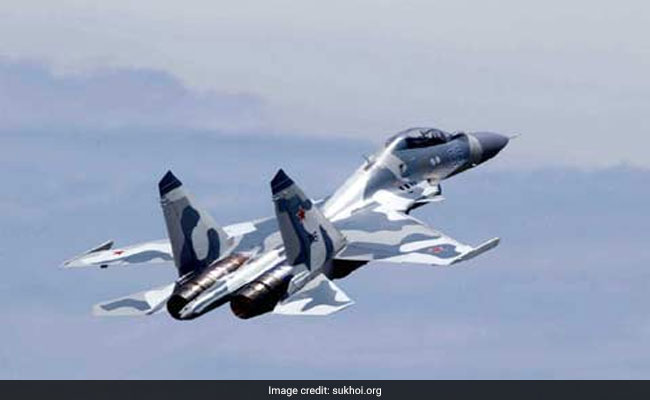 Sukhoi Manufacturing Plant Can Roll Out 5th-Gen Fighter Jet