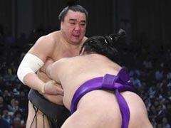 Two Sumo Wrestlers Walked Into A Bar. The Brawl They Had There Is Rocking Japan's Sumo World.