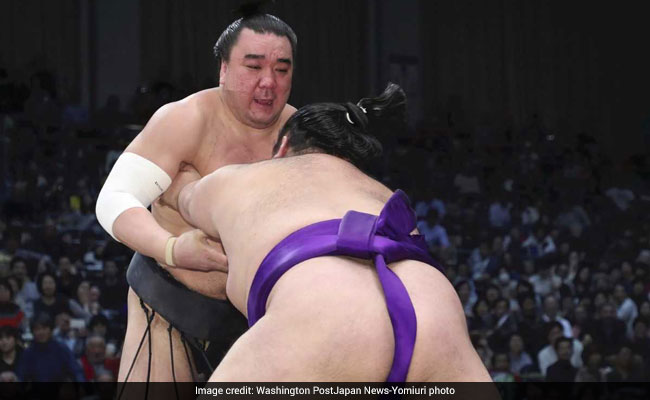 Two Sumo Wrestlers' Drunken Bar Brawl Is Shaking Japan's Sumo World
