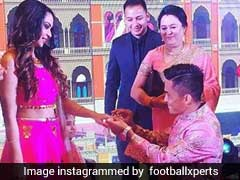 Sunil Chhetri, Indian Football Captain, To Marry Girlfriend Sonam Bhattacharya On December 4