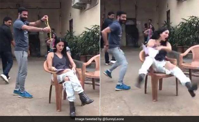 Sunny Leone's 'Sweet Revenge' On Prankster Wins Twitter. Seen It Yet?