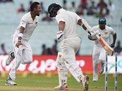 1st Test: Suranga Lakmal Rattles India's Top Order On Rain-Hit Day One
