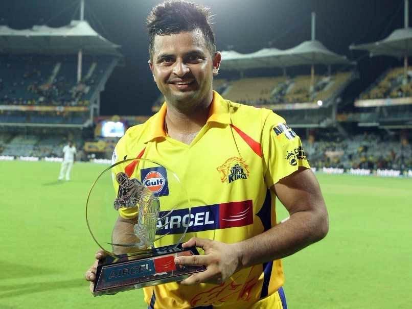 Indian Premier League 2018: Chennai Super Kings End Suspense Over Suresh Raina
