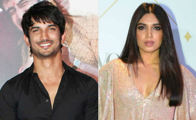 Sushant Singh Rajput And Bhumi Pednekar Trend For Their New Film. Details Here