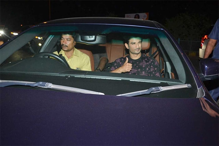 sushant singh rajput ndtv