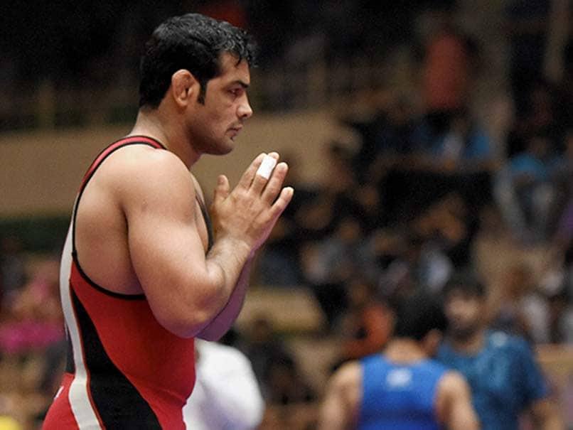 National Wrestling Championship: Sushil Kumar