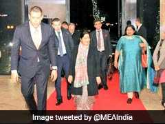 Terrorism Cannot, Should Not Be Linked With Any Religion: Sushma Swaraj