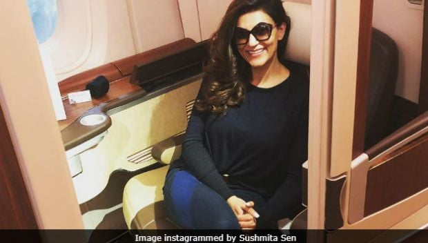 Happy Birthday Sushmita Sen: Here's A Peek Into Her Diet And Fitness Regime