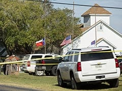 26 Dead After Gunman Opens Fire On Texas Church Service