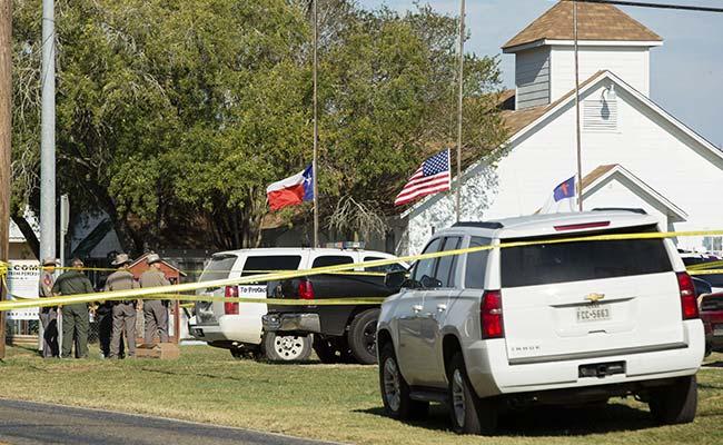 Texas Gunman Motive 'Domestic,' Not Racial Or Religious: Official