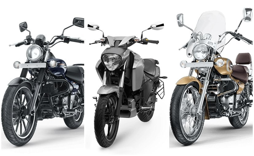 The new Suzuki Intruder 150 is expected to borrow the 150 cc air-cooled from the Gixxer