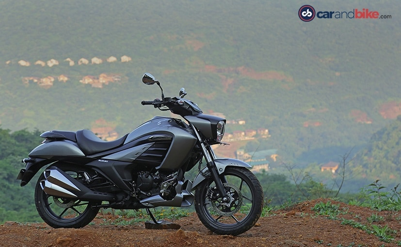 The Suzuki Intruder has been launched in India at Rs. 98,340