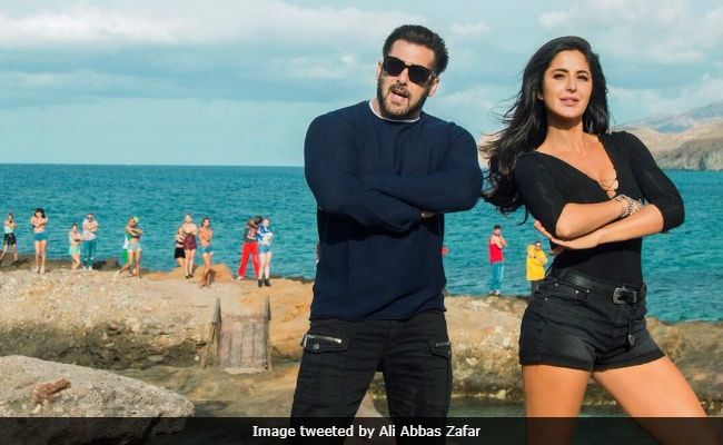 Tiger Zinda Hai's Swag Se Swagat: Salman Khan's Swag And Katrina Kaif's Moves Are Blockbuster