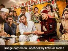 Taskin Ahmed Gets Married, Fans Troll Him And Wife
