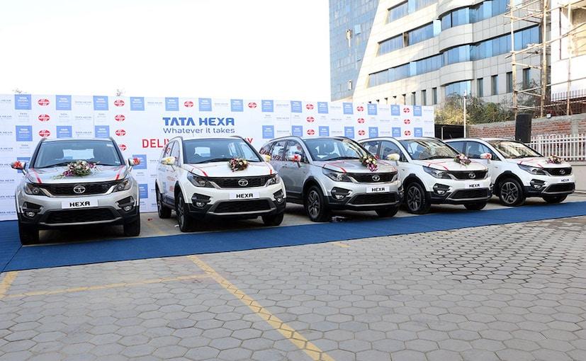 Tata Hexa Launched In Nepal Priced At Npr 77 95 Lakh Ndtv Carandbike