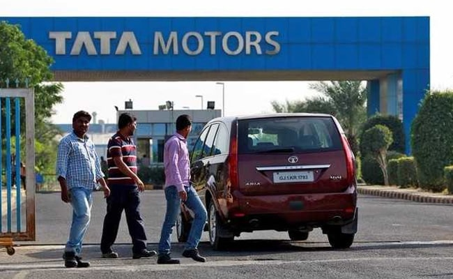 Tata Motors Q2 profit jumps three-fold to Rs2,483 crore, beats estimates