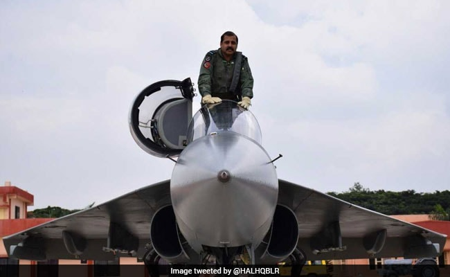 Southern Air Command Chief Flies Tejas Fighter Jet