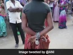 Telangana Woman Chained Up By Family, Says Not Given Food, Access To Loo