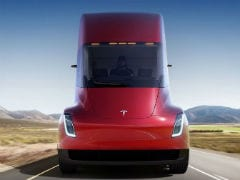 Tesla Electric Semi Truck To Have Almost 1000 km Of Range