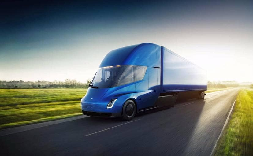 The Tesla Semi could be the first fully autonomous vehicle by the company