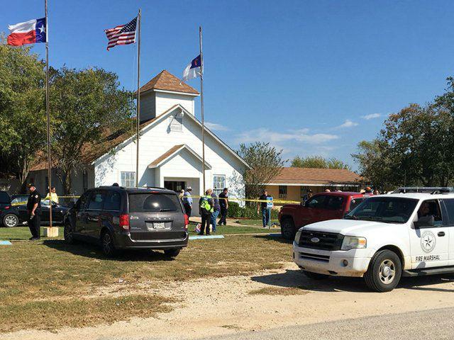 Texas Shooter Had Assault Rifle, Wore Ballistic Vest: Official