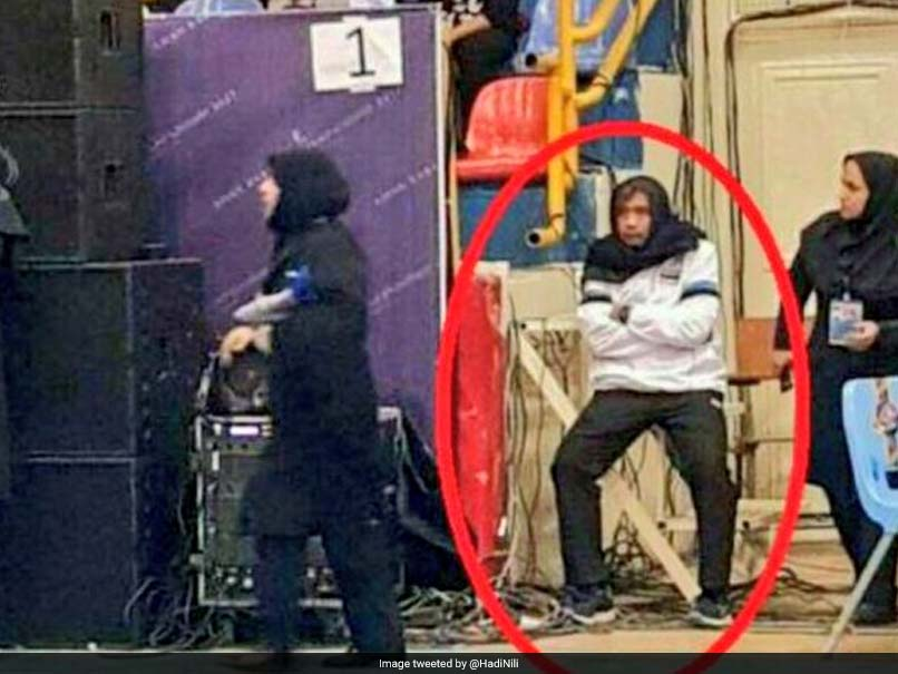 Asian Kabaddi Championship: Male Coach Wears 'Hijab' To Sneak Into Iran Women's Games