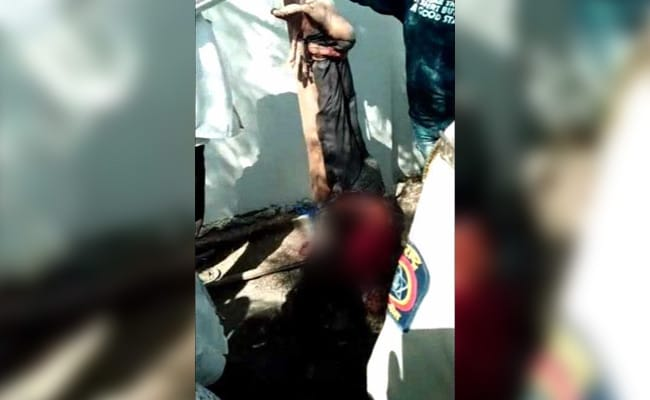 Man Hung Upside Down, Beaten To Death As Cops Watch In Video Gone Viral
