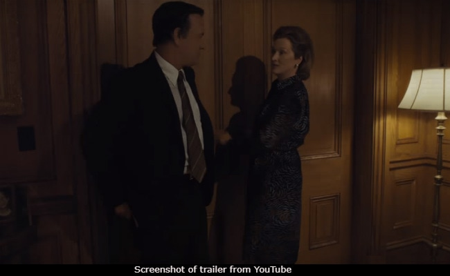 The Post Trailer Gives Meryl Streep, Tom Hanks A Chance To Release The Pentagon Papers