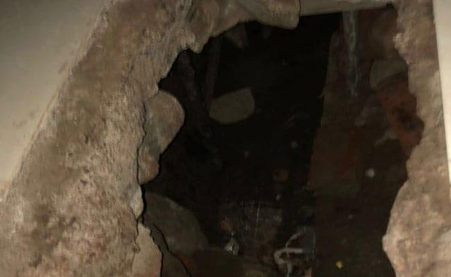 बैंक ऑफ बड़ौदा में फिल्मी स्टाइल में हुई सेंधमारी, लॉकर तोड़कर चुरा लिए गहने और रुपये