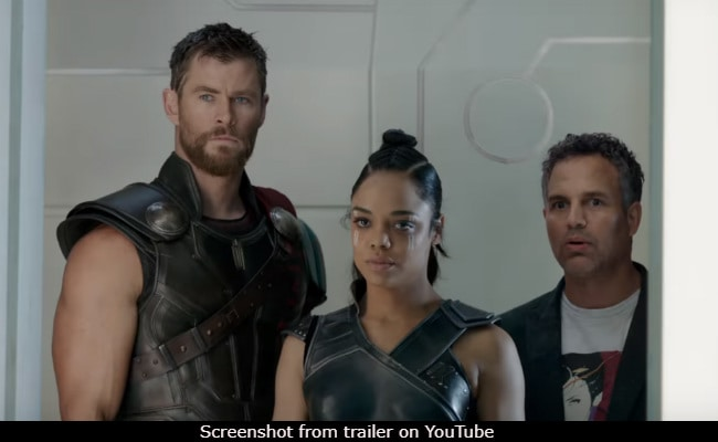 Chris Hemsworth's Thor: Rognarok: US Box Office Witnesses The Power Of The Mighty Hammer