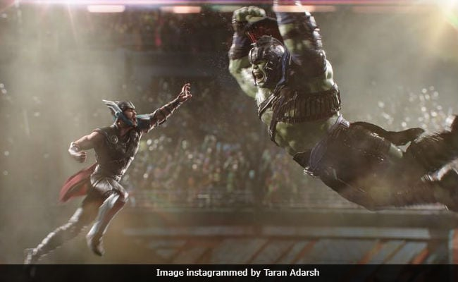 Thor: Ragnarok Box Office Collection Day 2 - Chris Hemsworth's Film Collects 'Rocking' Rs 21 Crore Till Now