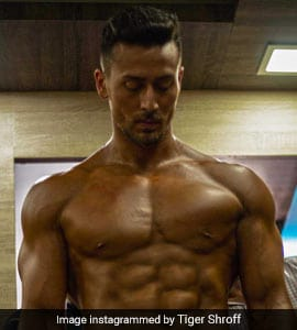 Tiger Shroff's High On <i>Heropanti</i> In <i>Baaghi 2</i>'s New Look