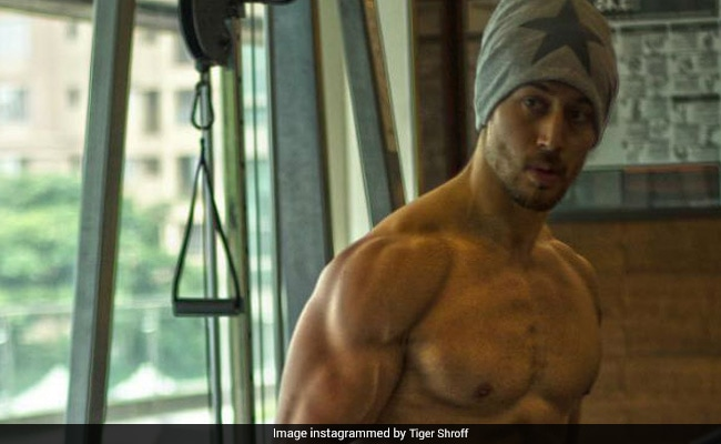 Here's How Tiger Shroff Got His Sexy Bulky Look