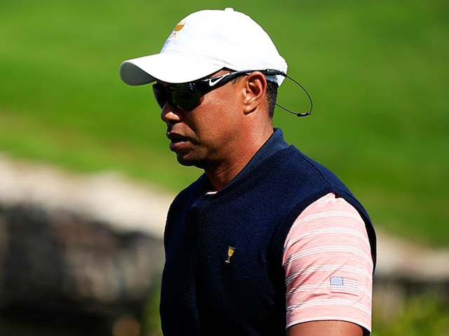 Youtube Golfer Tiger Woods Now Wants To Play For His Kids