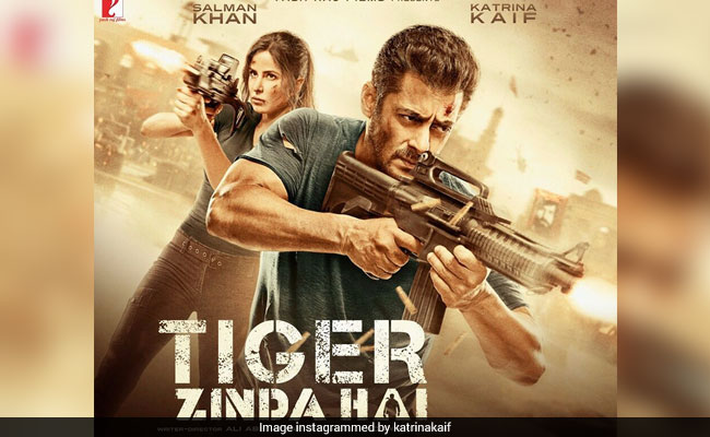 'Tiger Zinda Hai' Trailer Is Out: Here's How Salman Khan