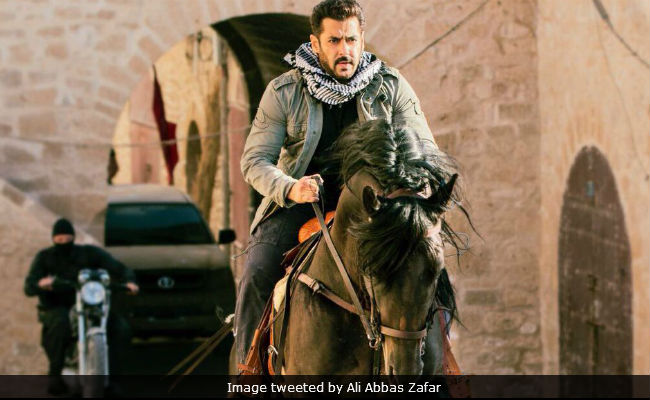 Tiger Zinda Hai: High octane horsepower!