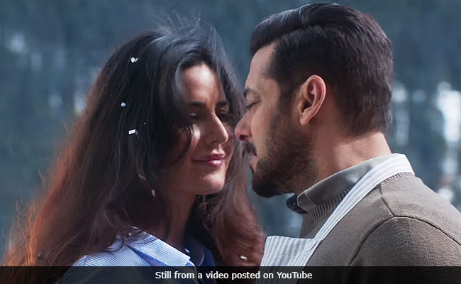 Salman Khan Won't Break No Kissing Rule, Not Even For Katrina Kaif In Tiger Zinda Hai