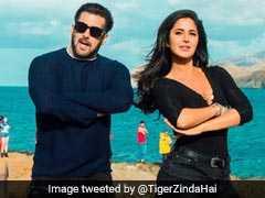 Tiger Zinda Hai: फैन्स कर रहे हैं #SwagSeSwagat का इंतजार पर Photos से करना पड़ रहा है सब्र