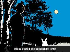Tintin And Snowy Drawing Sells For 500,000 Euros