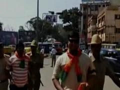 Tipu Jayanti Celebrated Amid Protests. Heavy Security Across Karnataka