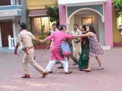 'तारक मेहता का उल्टा चश्मा' के गोकुलधाम में मिला 500-1000 रु. के पुराने नोटों से भरा बैग, भिड़े गिरफ्तार