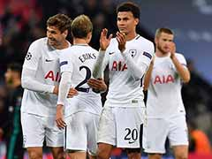 Spurs Stun Real Madrid, Join Man City In Champions League Last 16