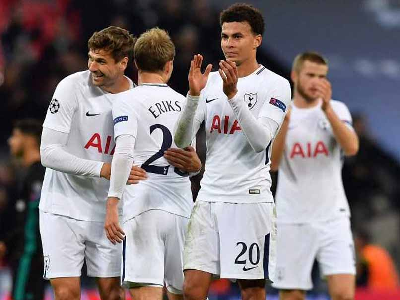 Tottenham Hotspur Stun Real Madrid, Join Manchester City In Champions League Last 16
