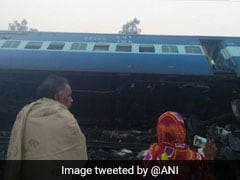 3 Dead, 9 Injured After Train Derails In Uttar Pradesh's Chitrakoot